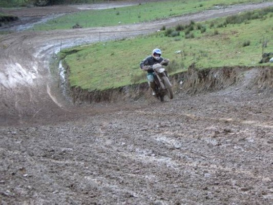 Builth MX Practice Track photo